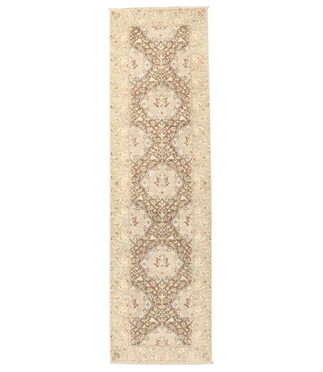 297x84 cm Handgeknoopt Ziegler Vloerkleed Wollen Loper Tapijt