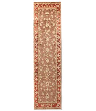 297x77 cm Hand Knotted Ziegler Wool  Runner Rug Oriental Carpet