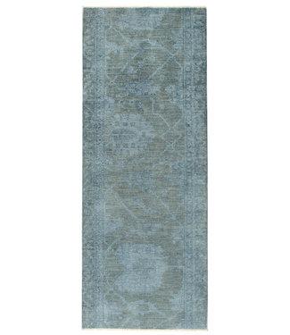 225x88 cm Handgeknoopt Ziegler Vloerkleed Wollen Loper Tapijt