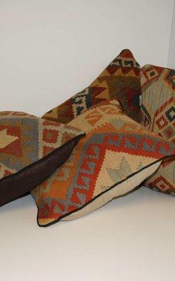 Kilim pillows 45x45 cm