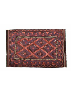 Antike style kelim teppich 400x252 cm