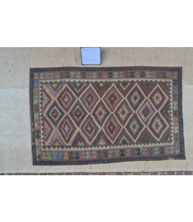 Kelim tapijt 241x152 cm