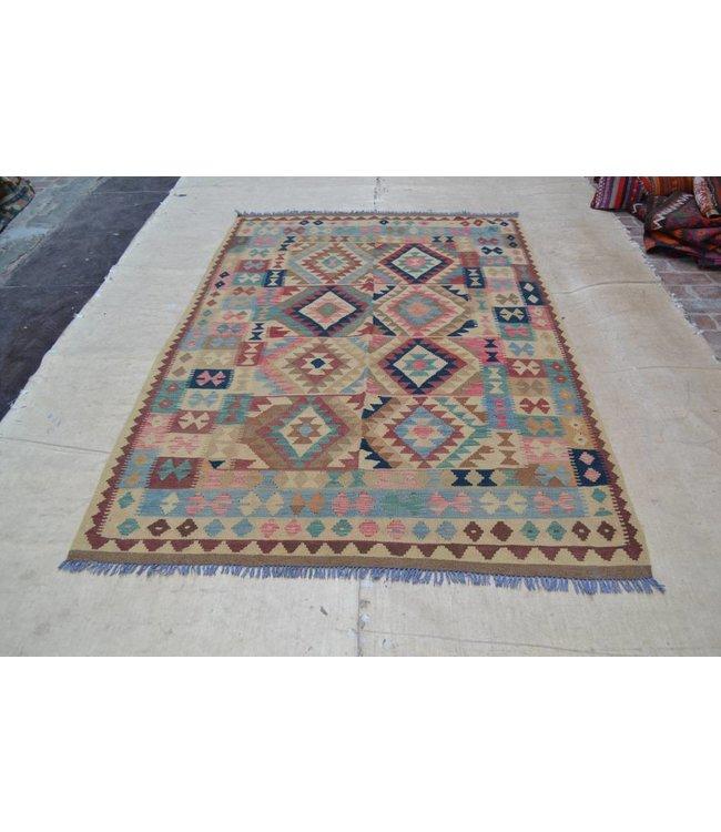 Kilim rug 248x164 cm