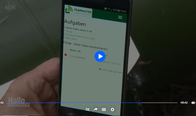 Film TRAPMASTER NDR
