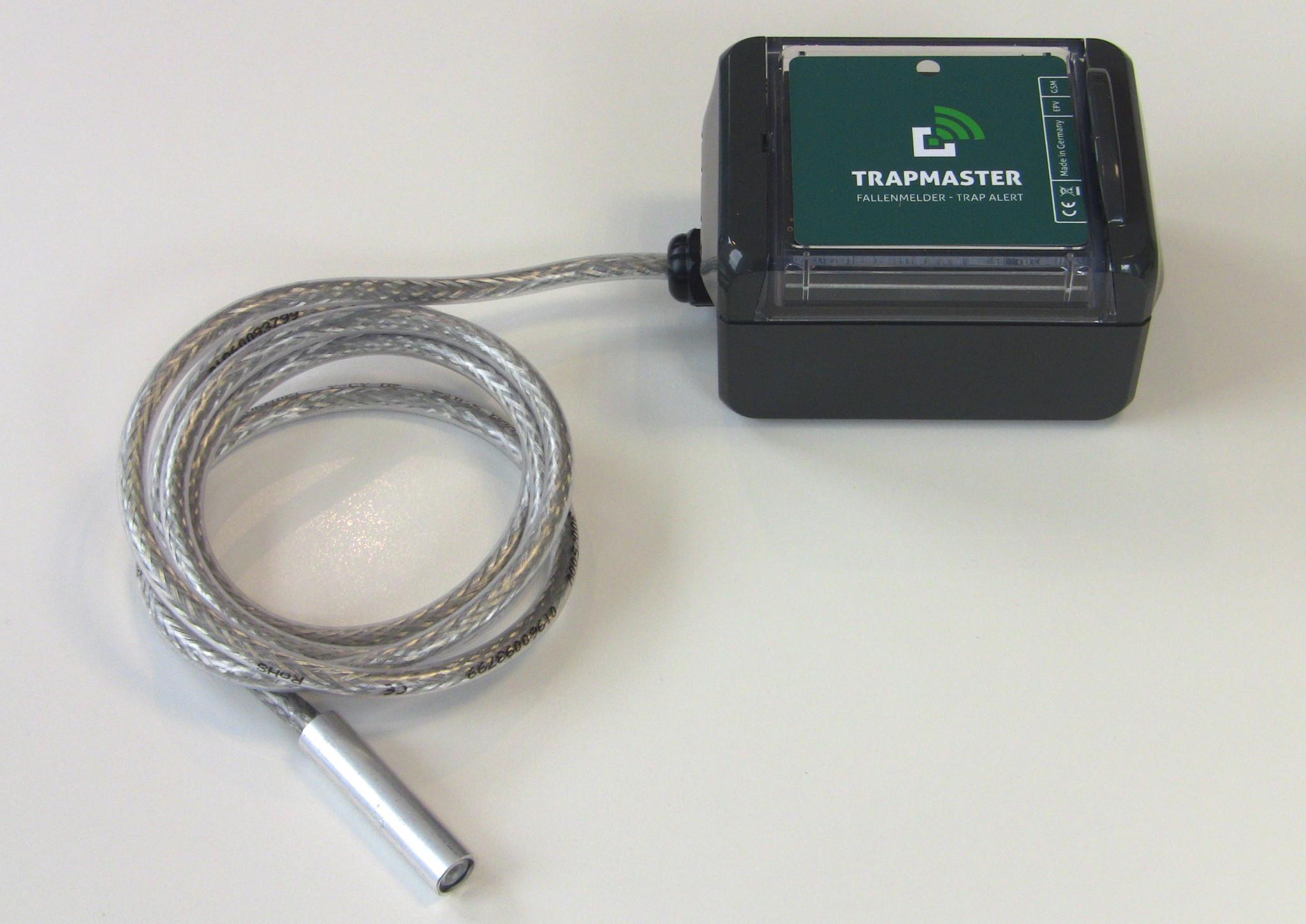 TRAPMASTER Professional Standard mit abgesetztem Sensor