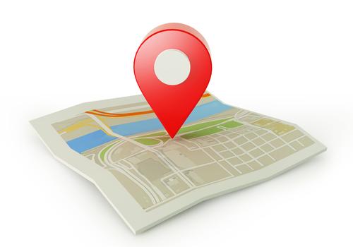 Geo-Position / Melder orten