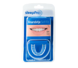 SleepPro Knarsbitje Self-Fit SleepPro Broca personalizada