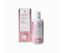 Depurdent voor witte tanden Mouthwash natürliche Grundlage für weiße Zähne