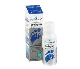 Pedifresh voor zweetvoeten 1 - arrêt de l'odeur de la transpiration des pieds instantanément PAS BON - REMBOURSEMENT