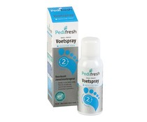 Pedifresh voor zweetvoeten 2 - prevents the smell of sweaty NOT GOOD - MONEY BACK