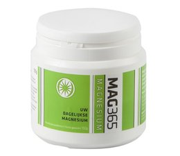 MAG365 Magnesium in poedervorm Natural flavor + extra citric