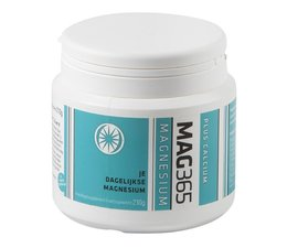 MAG365 Magnesium in poedervorm plus calcium + extra citric