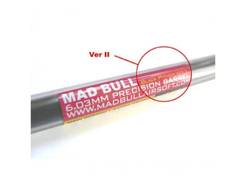 Madbull 6.03 Black Python II 590mm