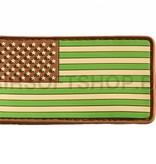 JTG US Flag PVC Patch (Multicam)
