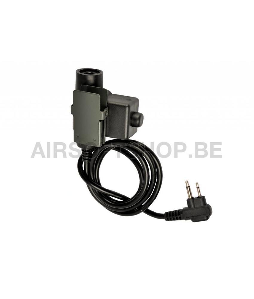 Z-Tactical PTT U94 Motorola (2way)