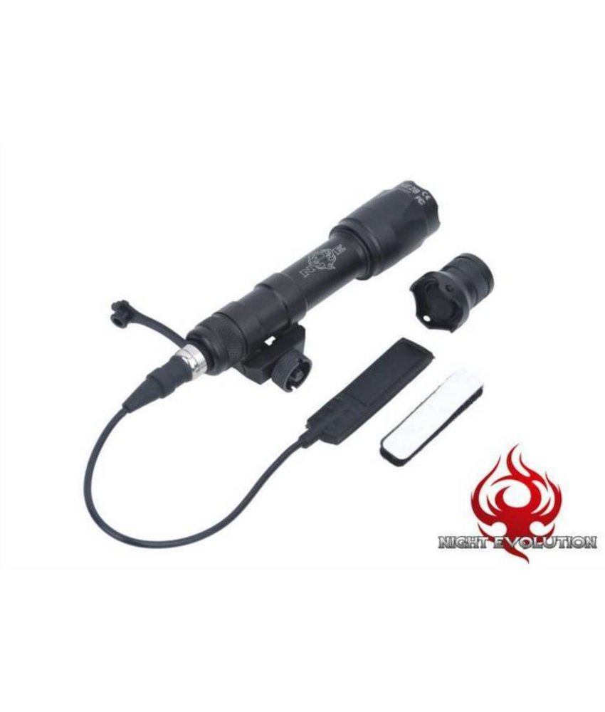 Night Evolution M600C Scout Flashlight