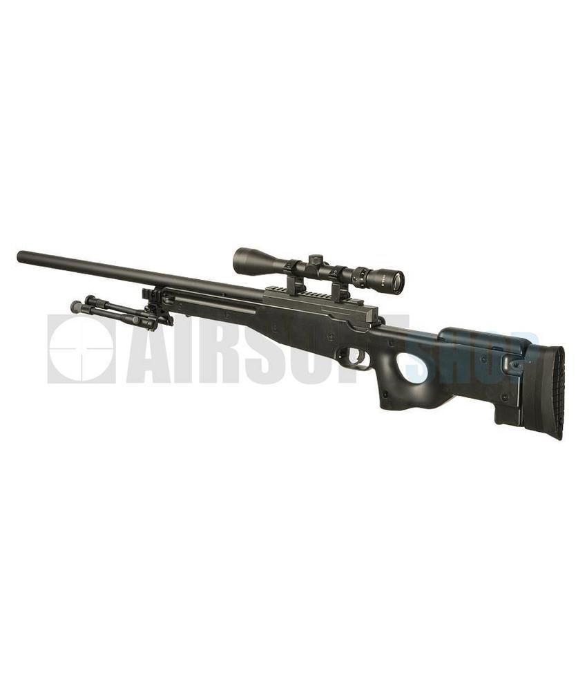WELL L96 Sniper Set (Black)
