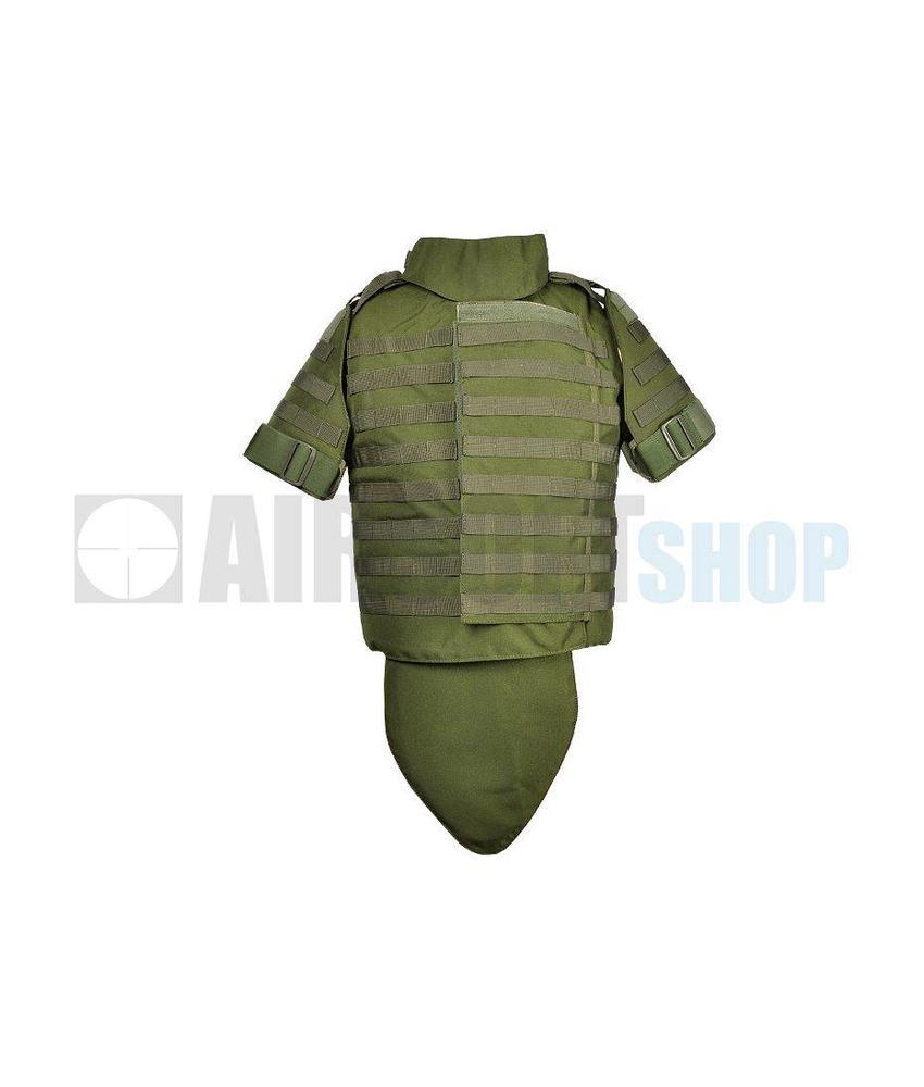 Invader Gear Interceptor Body Armor (Olive Drab)