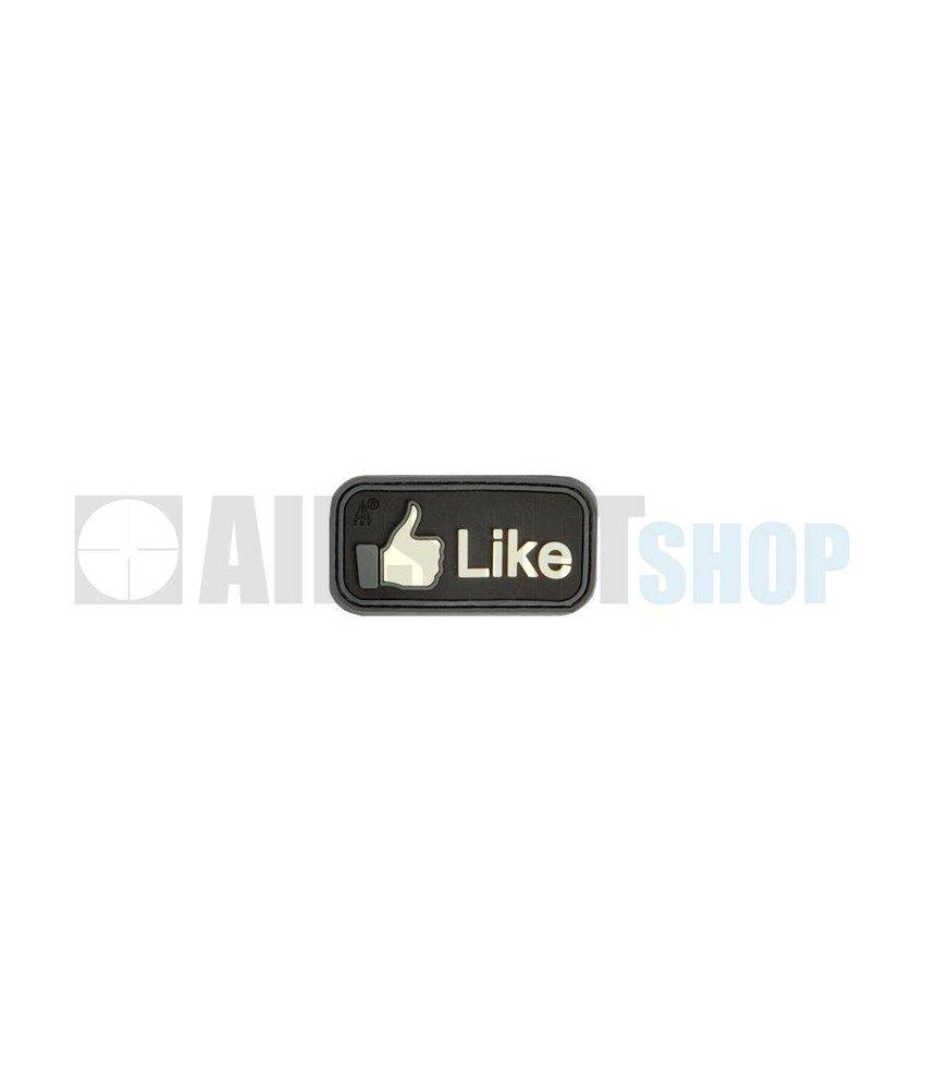 JTG Facebook Like PVC Patch