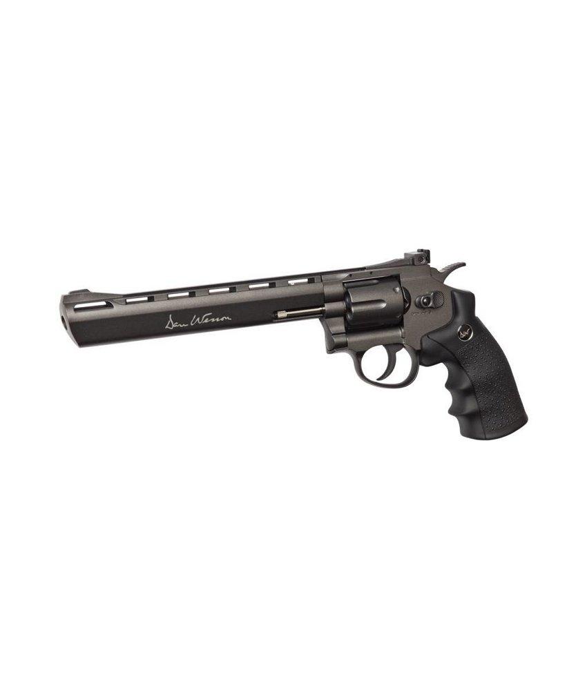 "ASG Dan Wesson 8"" Revolver Gray (1 Joule)"