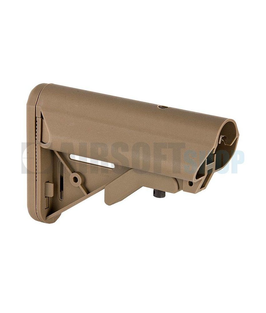 Airsoftshop MK18 Crane Stock (Tan)