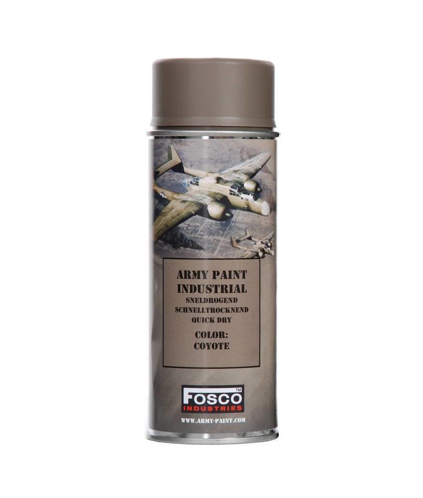 Fosco Spray Paint Coyote 400ml