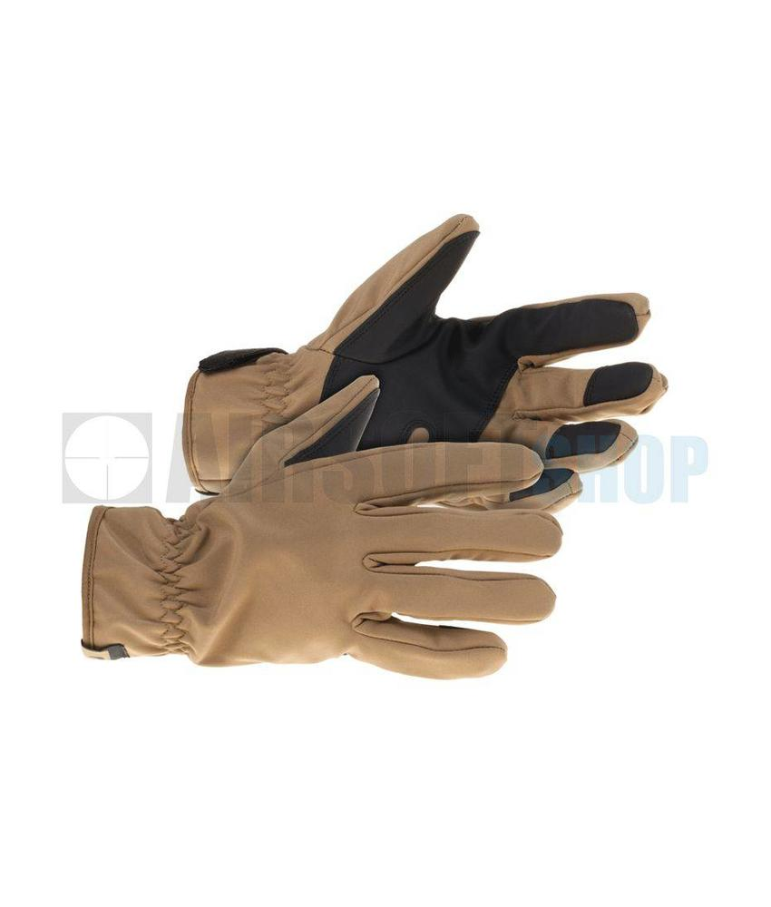 Claw Gear Softshell Gloves (Coyote Brown)