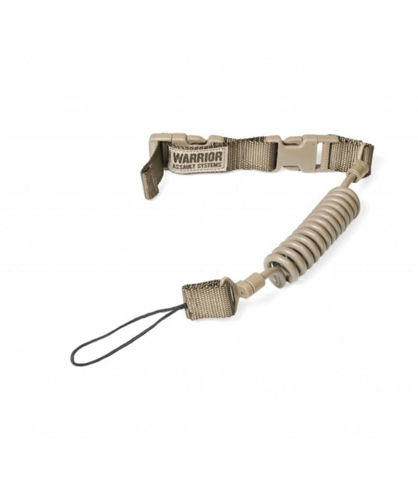 Warrior Tactical Pistol Lanyard (Coyote Tan)