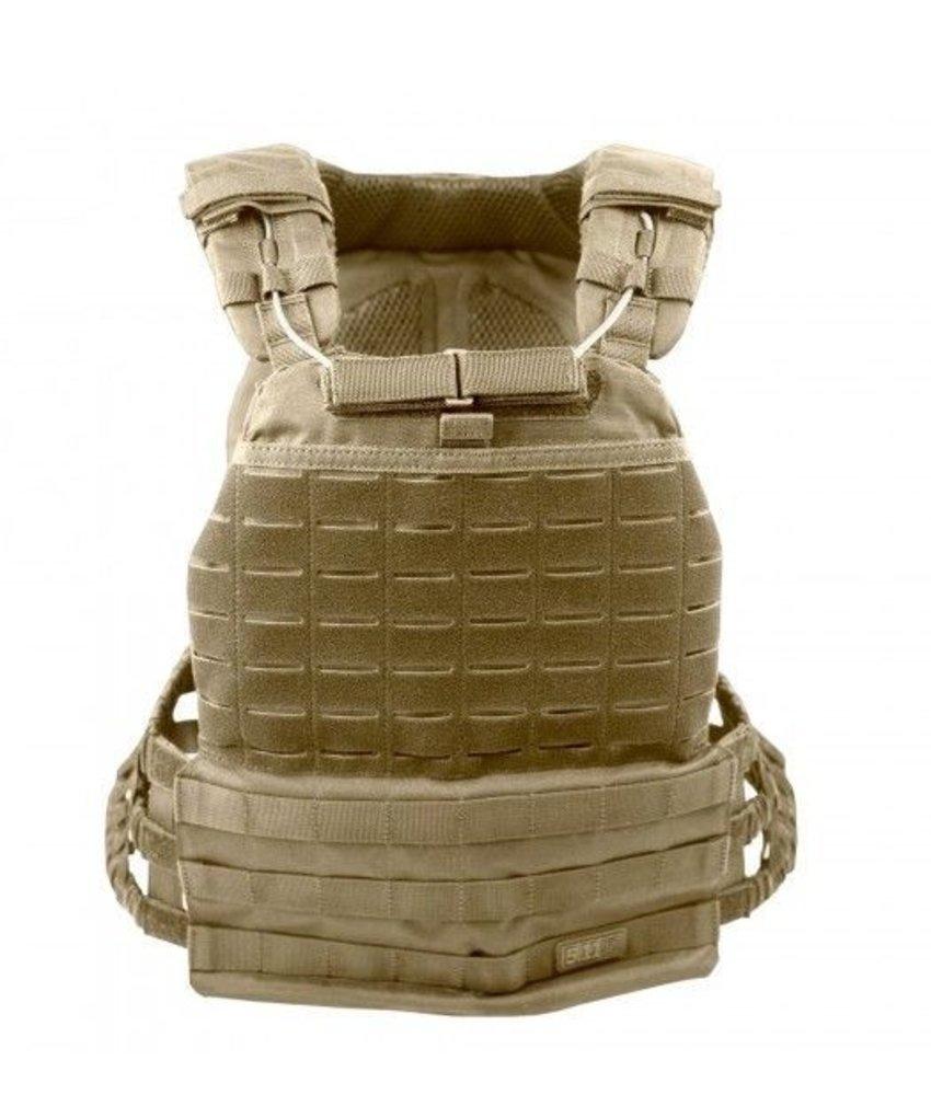 5.11 Tactical TacTec Plate Carrier (Sandstone)