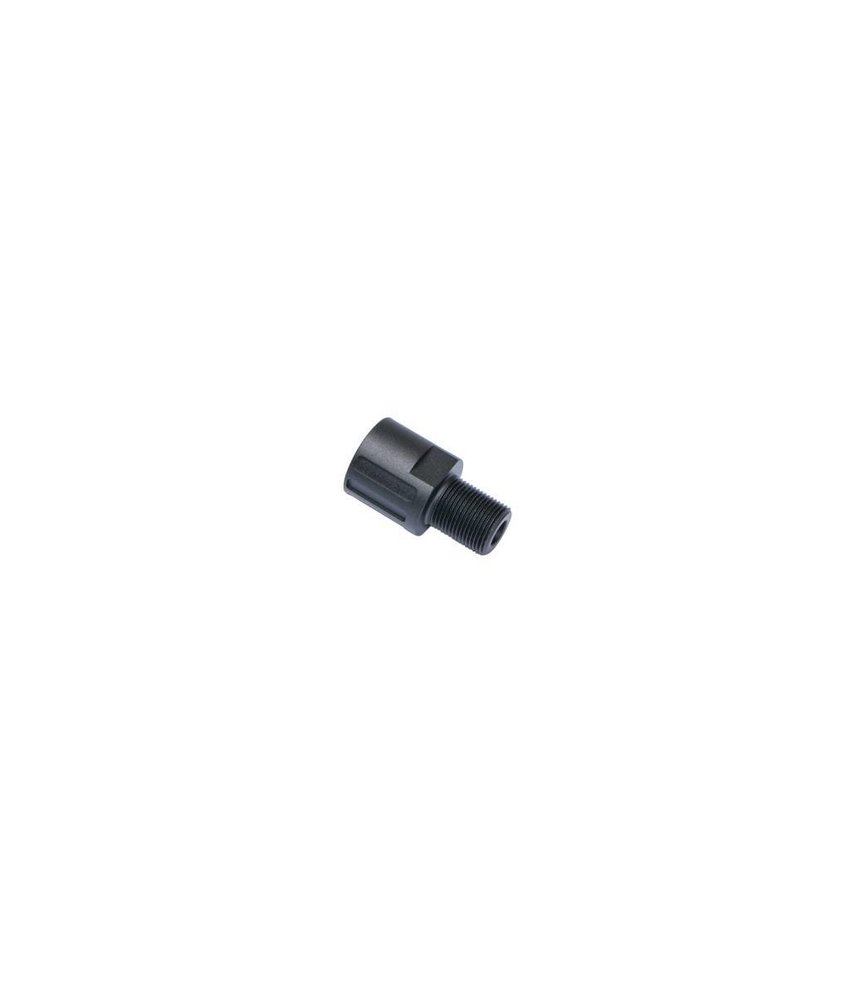 ASG Scorpion EVO 3 A1 Silencer Adapter (18 to 14mm)