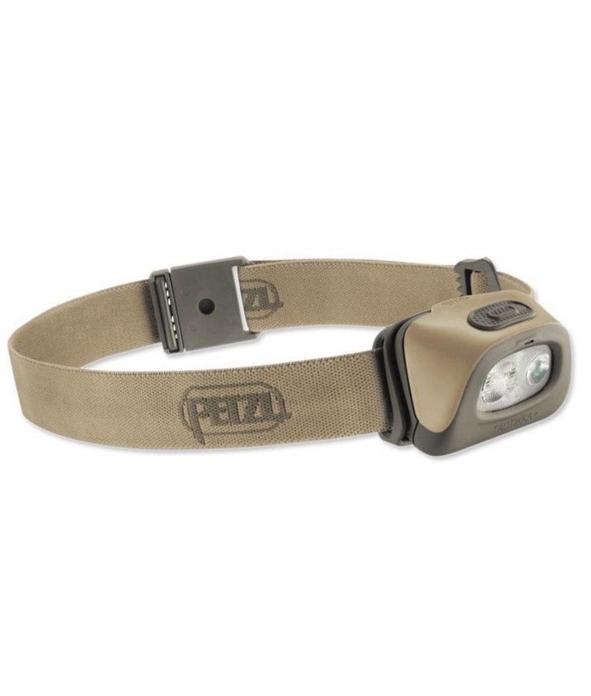 Petzl Headlamp TACTIKKA + (Desert)