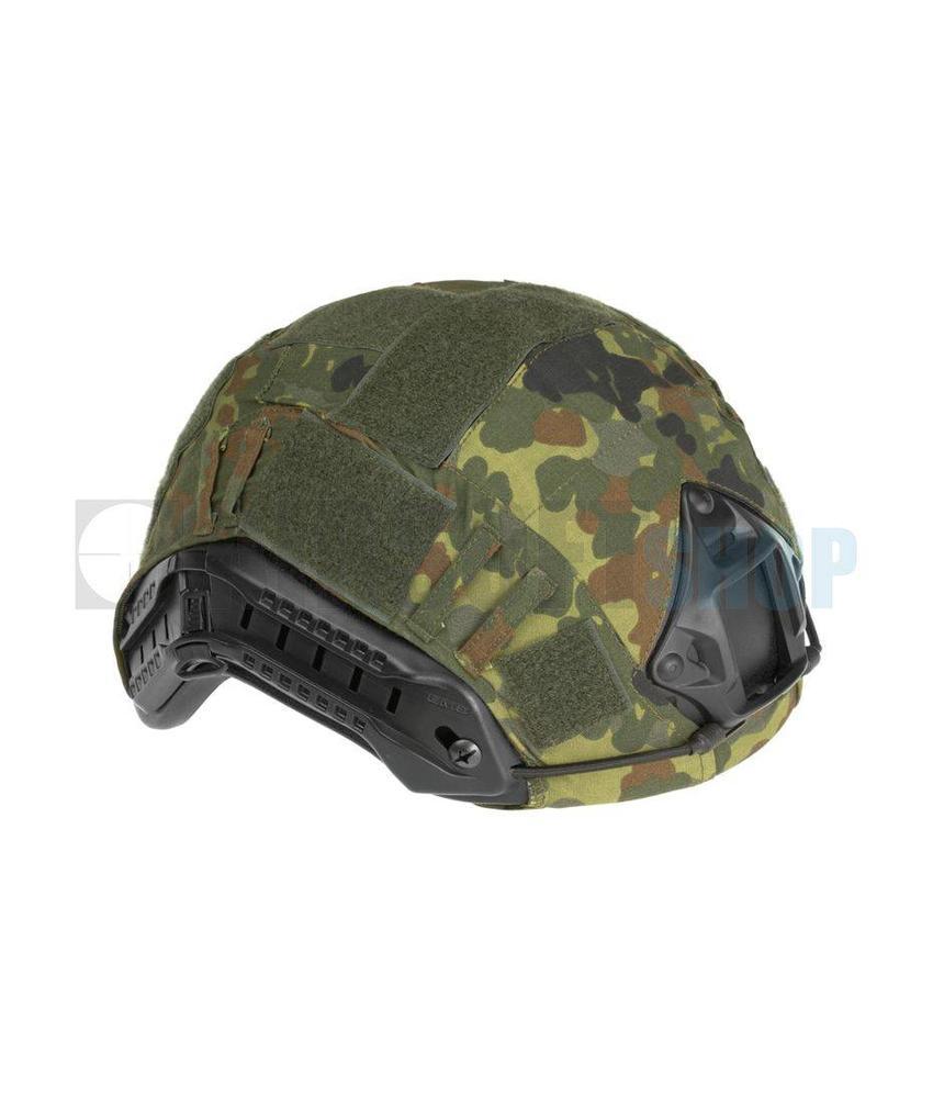 Invader Gear FAST Helmet Cover (Flecktarn)