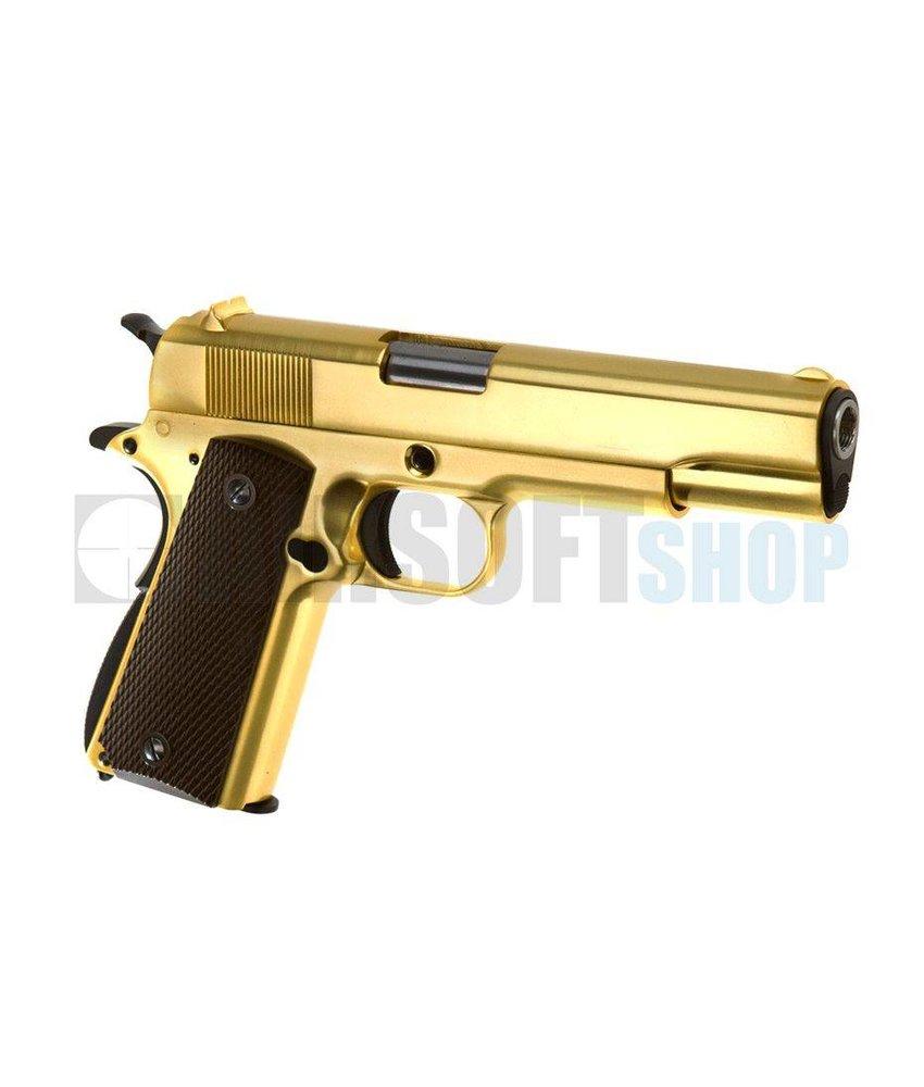 WE M1911 Gold GBB