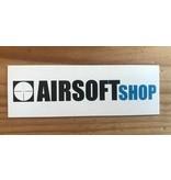 Airsoftshop Sticker