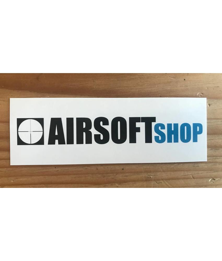 Airsoftshop Sticker