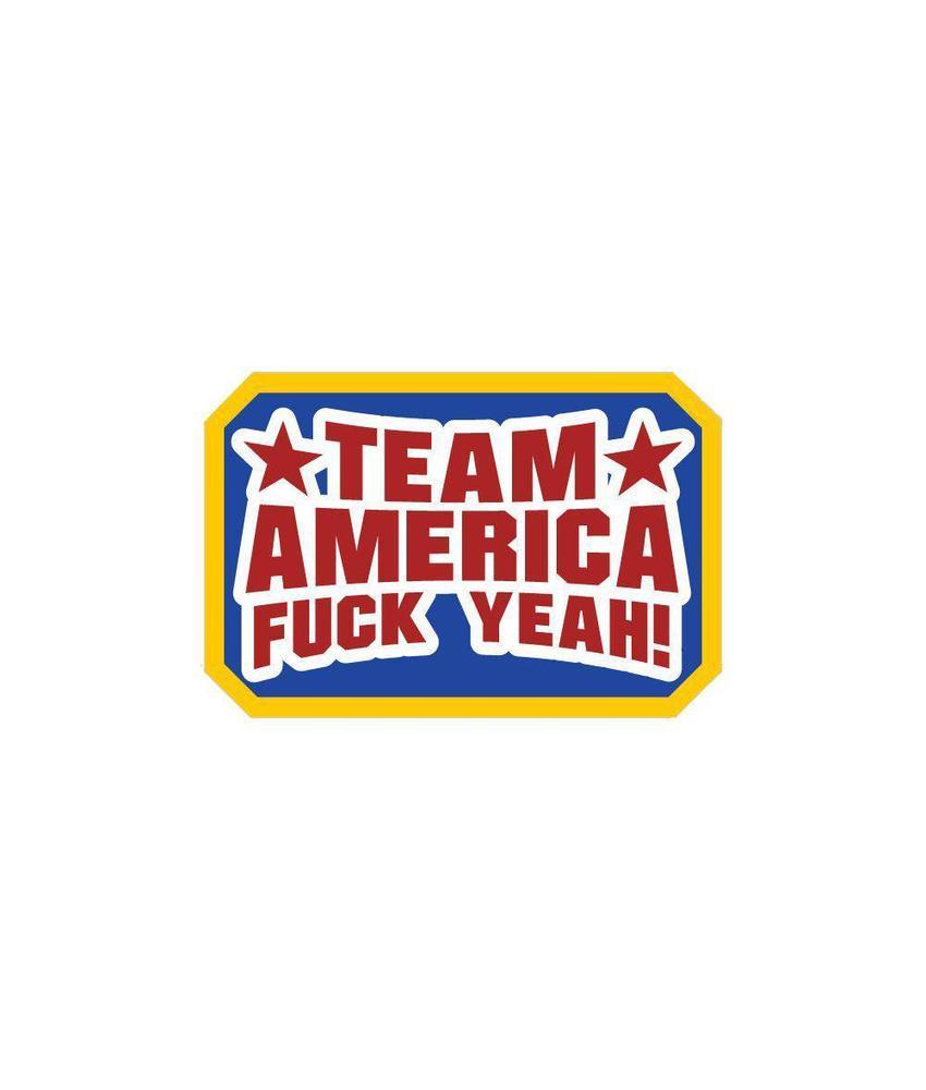 MIL-SPEC MONKEY Team America Patch