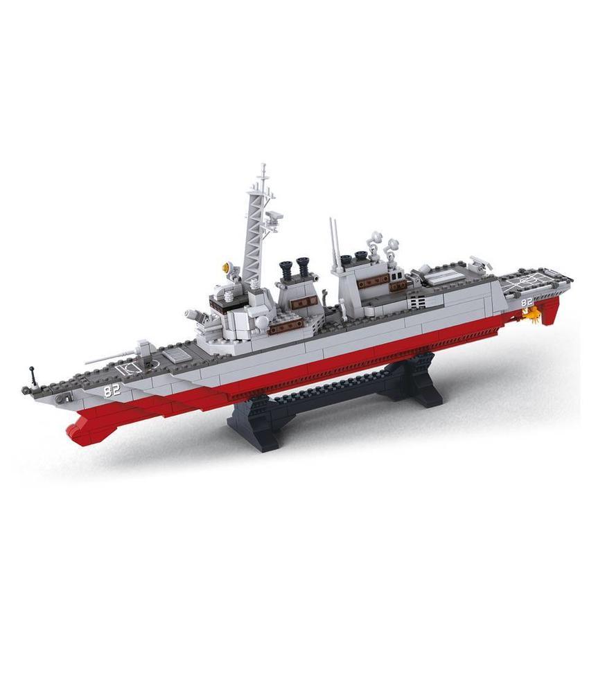 Sluban Destroyer M38-B0390 Style 2