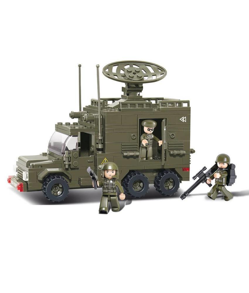 Sluban Radar Truck M38-B0300