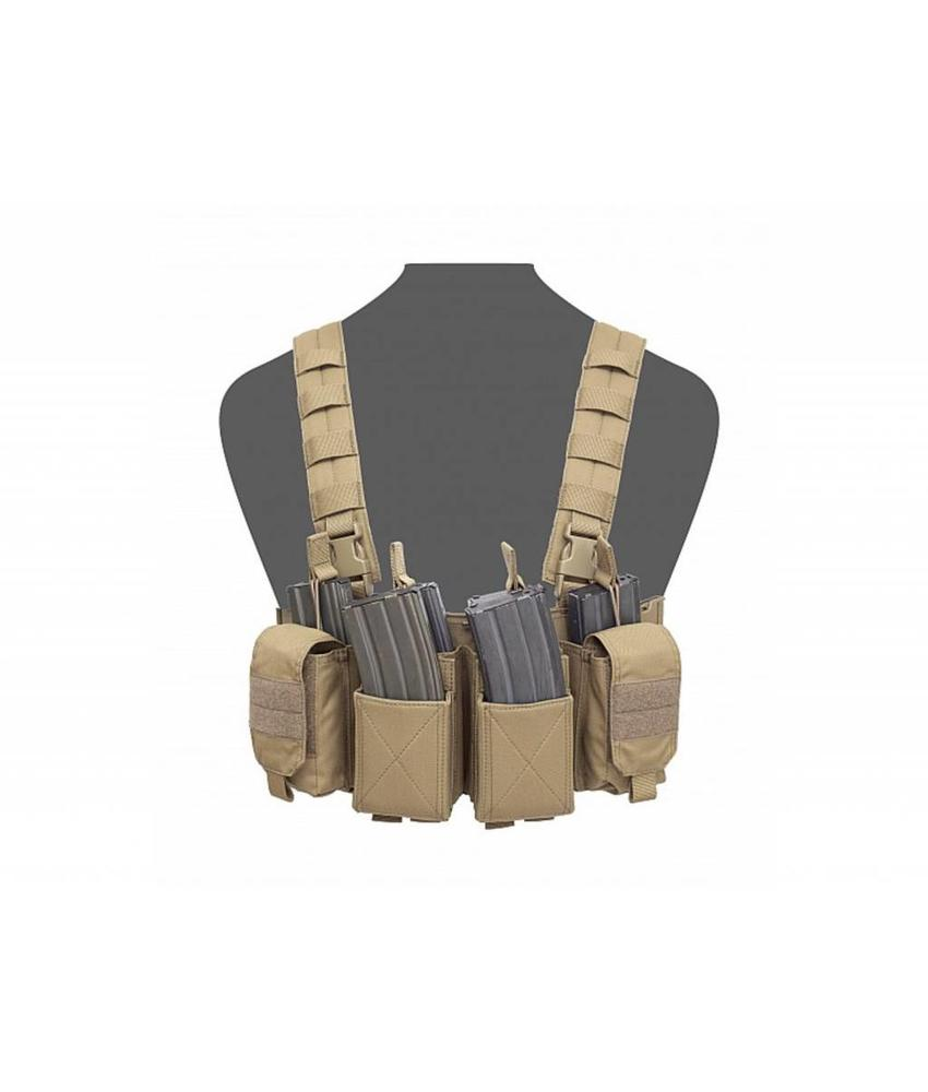 Warrior Pathfinder Chest Rig (Coyote Tan)