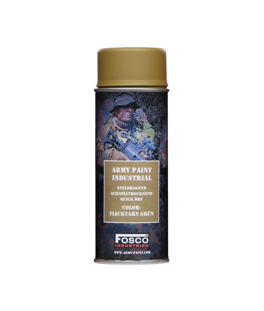 Fosco Spray Paint Flecktarn Grün 400ml