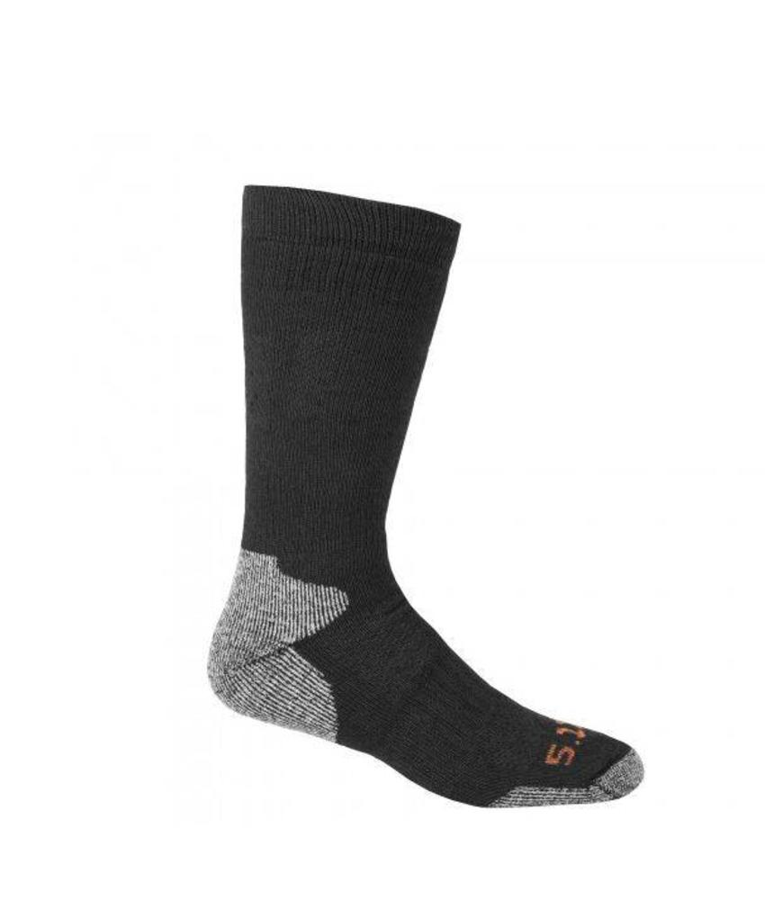 5.11 Tactical Cold Weather Crew Sock (Black)