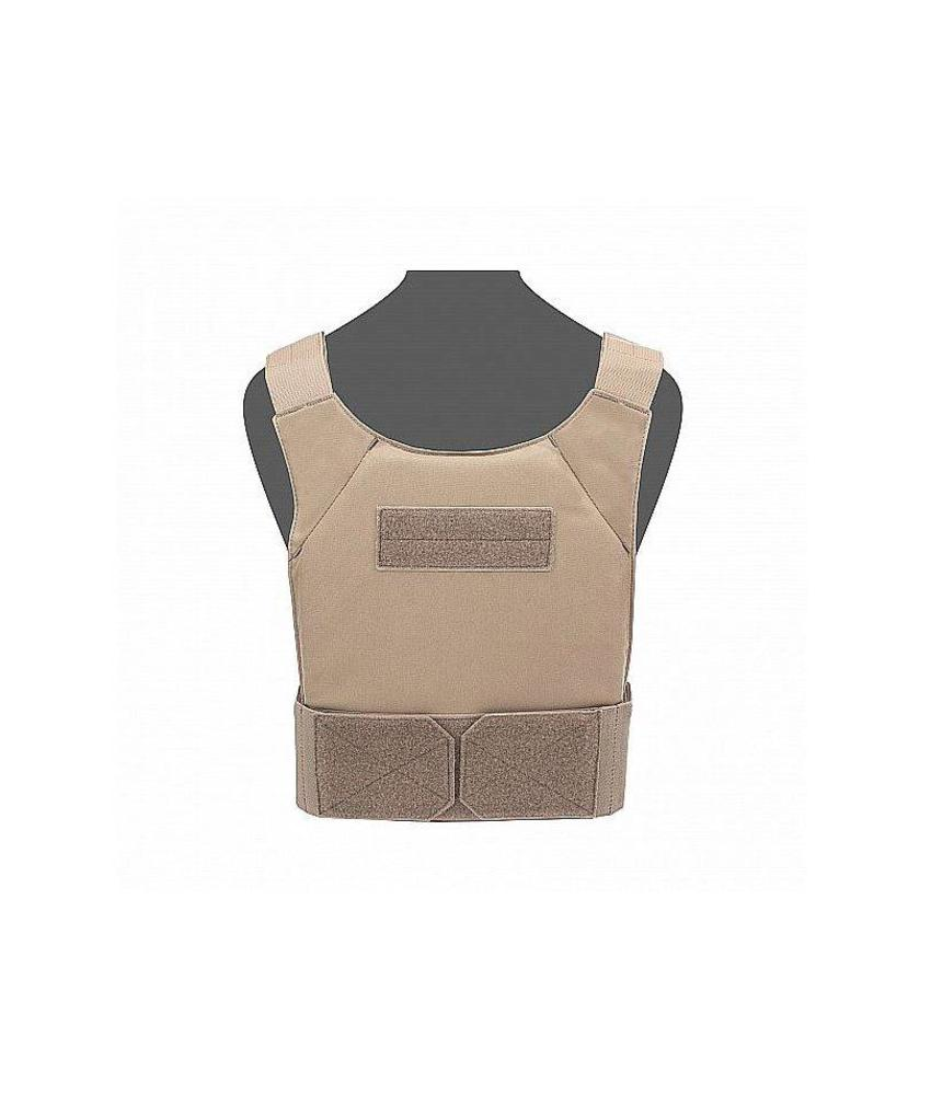 Warrior Covert Plate Carrier (Coyote Tan)