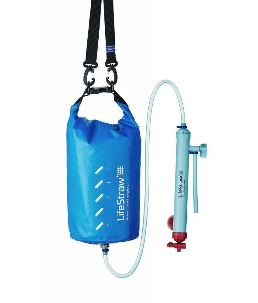 LifeStraw Mission Water Filter 5liter