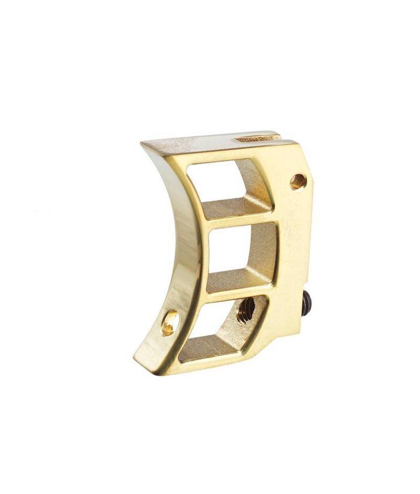UAC Hi-Capa Ti-Coating Stainless Steel Trigger (Type A)