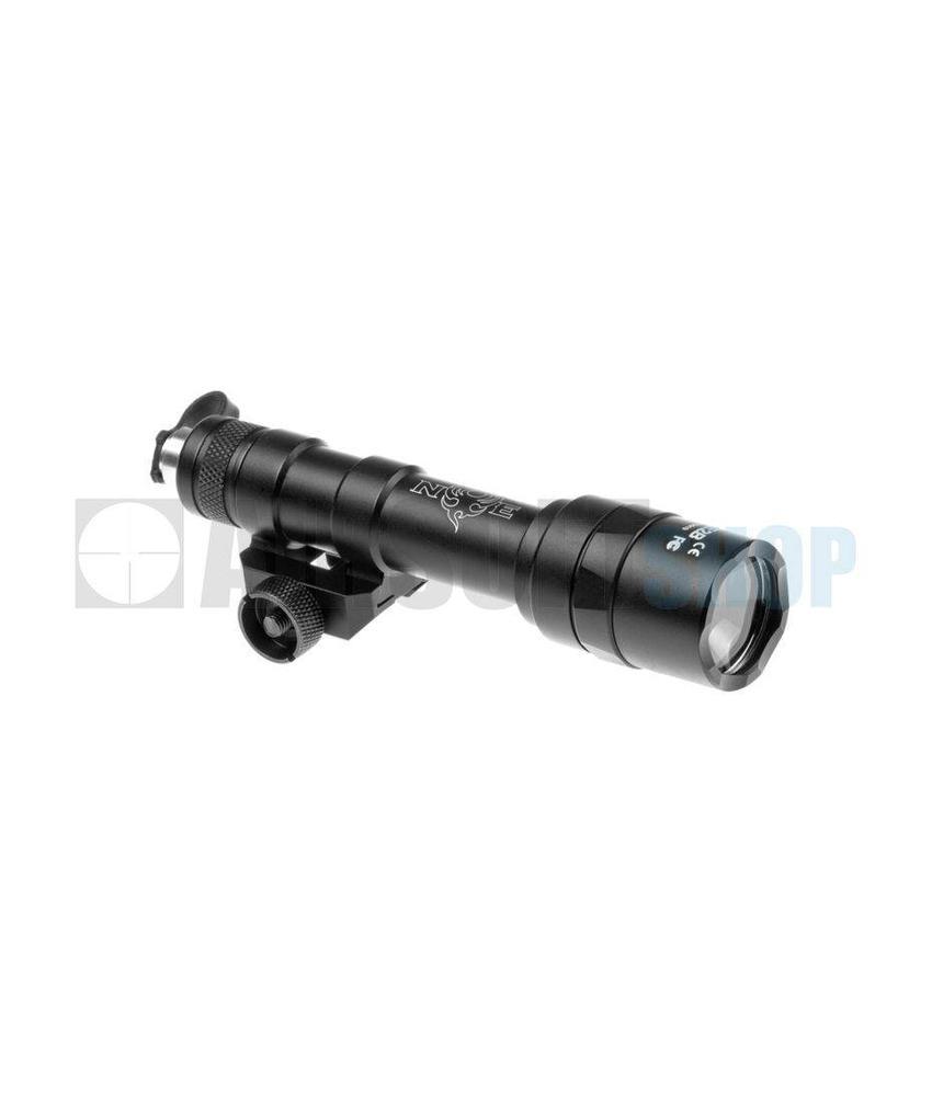 Night Evolution M600U Ultra Scout Flashlight (Black)