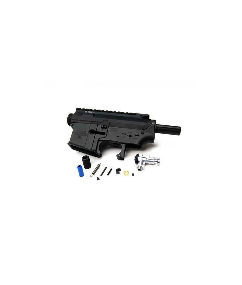 Madbull Noveske MUR Metal Body Receiver (Black)