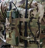 Blue Force Gear Multi Radio Pouch (Coyote)
