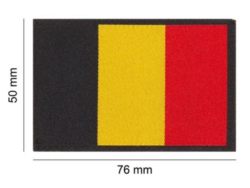 Claw Gear Czech Flag Patch