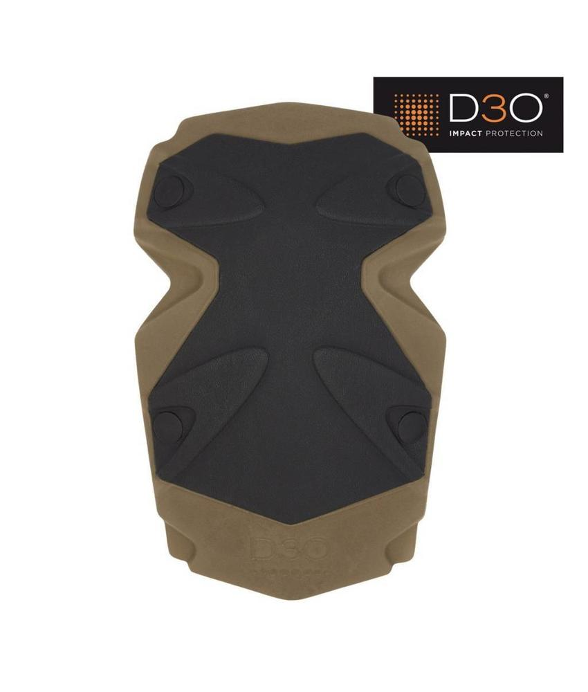 D3O Trust HP Internal Knee Pads (Black)