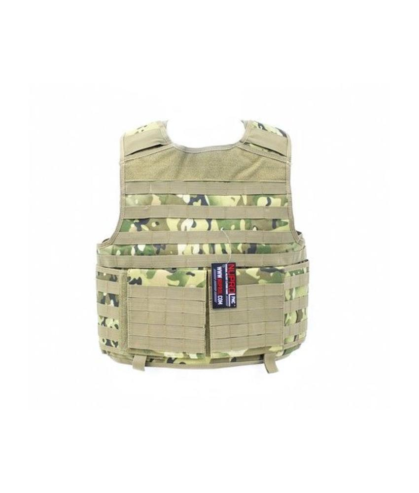NUPROL PMC Plate Carrier (NP Camo)